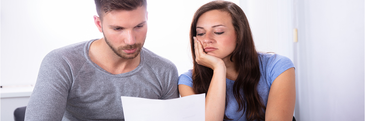 Married Couples worried about the debt