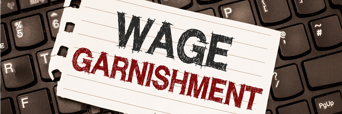 Wage Garnishment